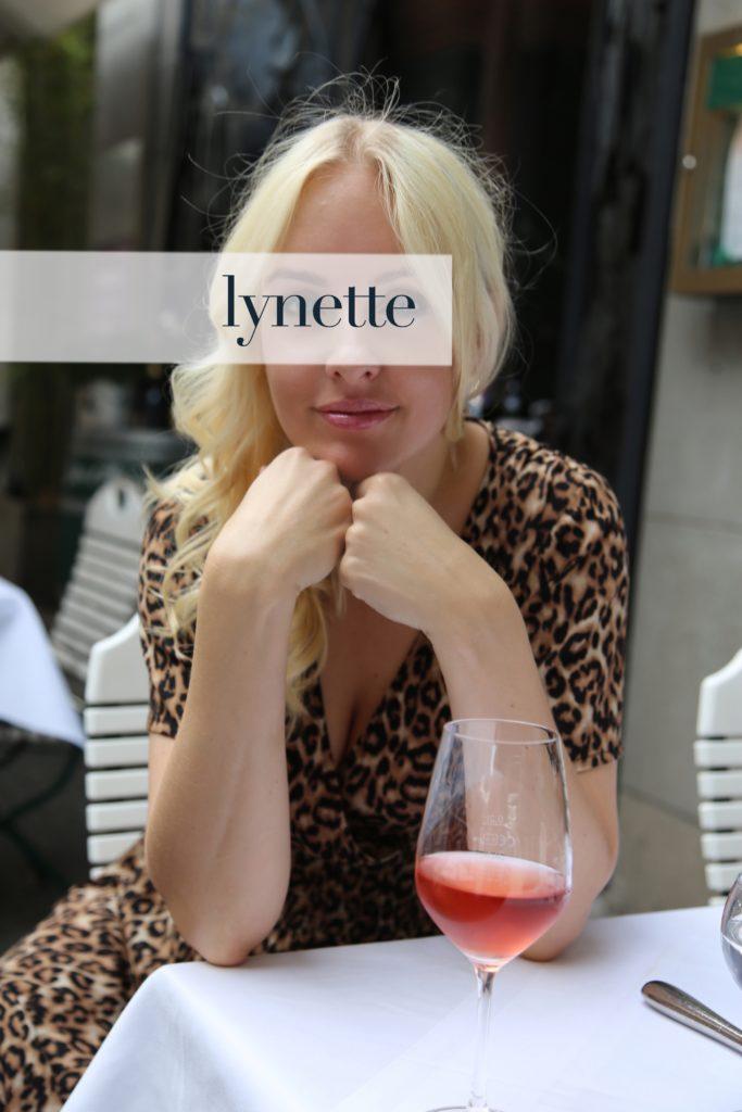 ESCORT SERVICE IN BRÜSSEL - charmante Escortdame Lynette